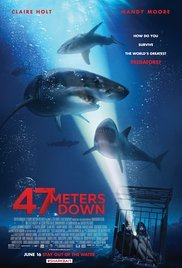 47 Meters Down movie review