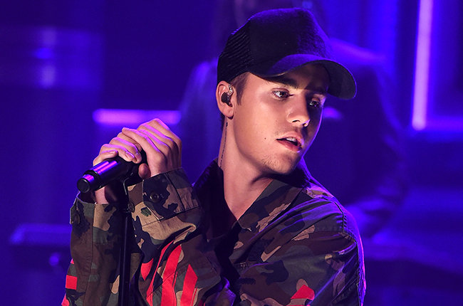 Justin Bieber drops 'Sorry' acoustic