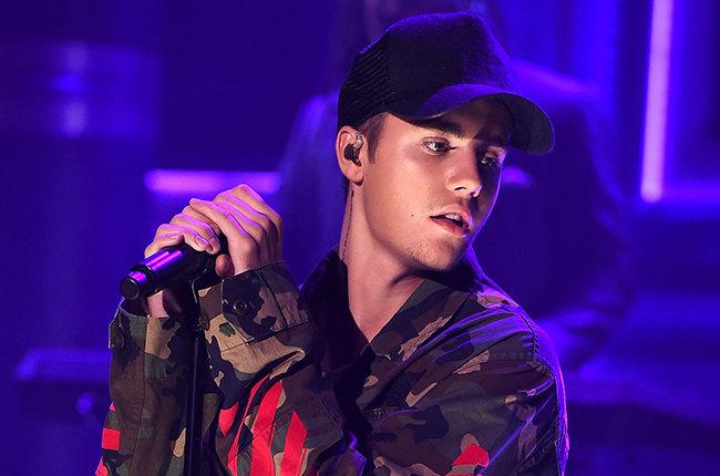 Justin Bieber drops 'Sorry' acoustic