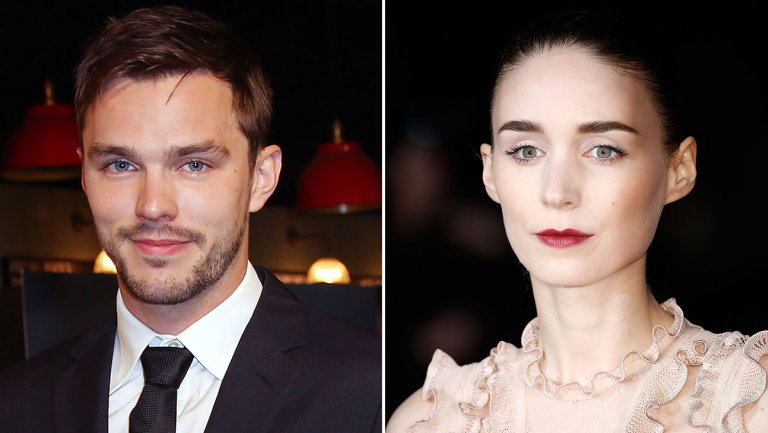 Rooney Mara, Nicholas Hoult to Star in Sci-Fi Love Story 'The Discovery'