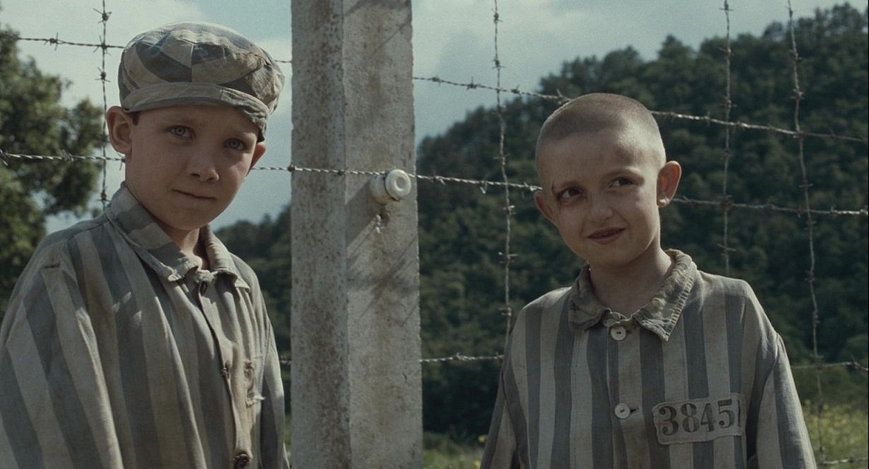 boy in the stripped pajamas movie The boy in the striped pajamas - during world war ii, 8-year-old bruno (asa butterfield) and his family leave berlin to take up residence near the concentration.