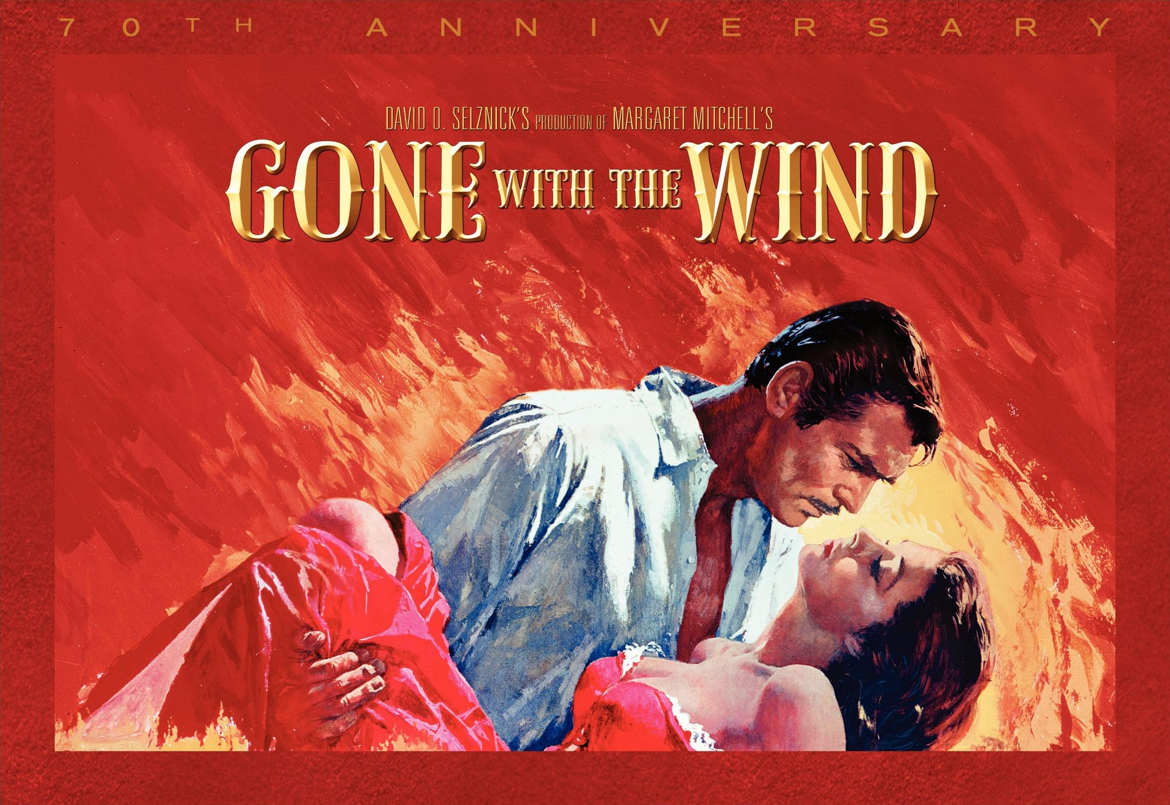 Romance Movie Review:Gone With the Wind