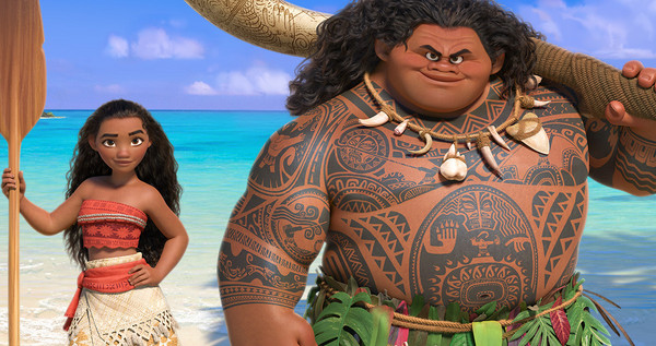 Upcoming Moana Film