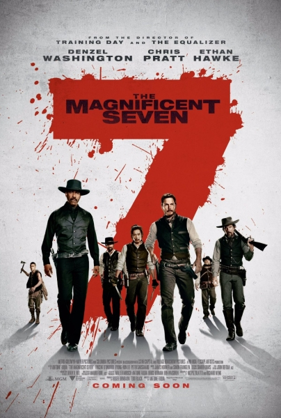 The Magnificent Seven (2016 film)