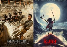 TRIPLE REVIEW: PETE'S DRAGON, KUBO AND THE TWO STRINGS, AND BEN-HUR