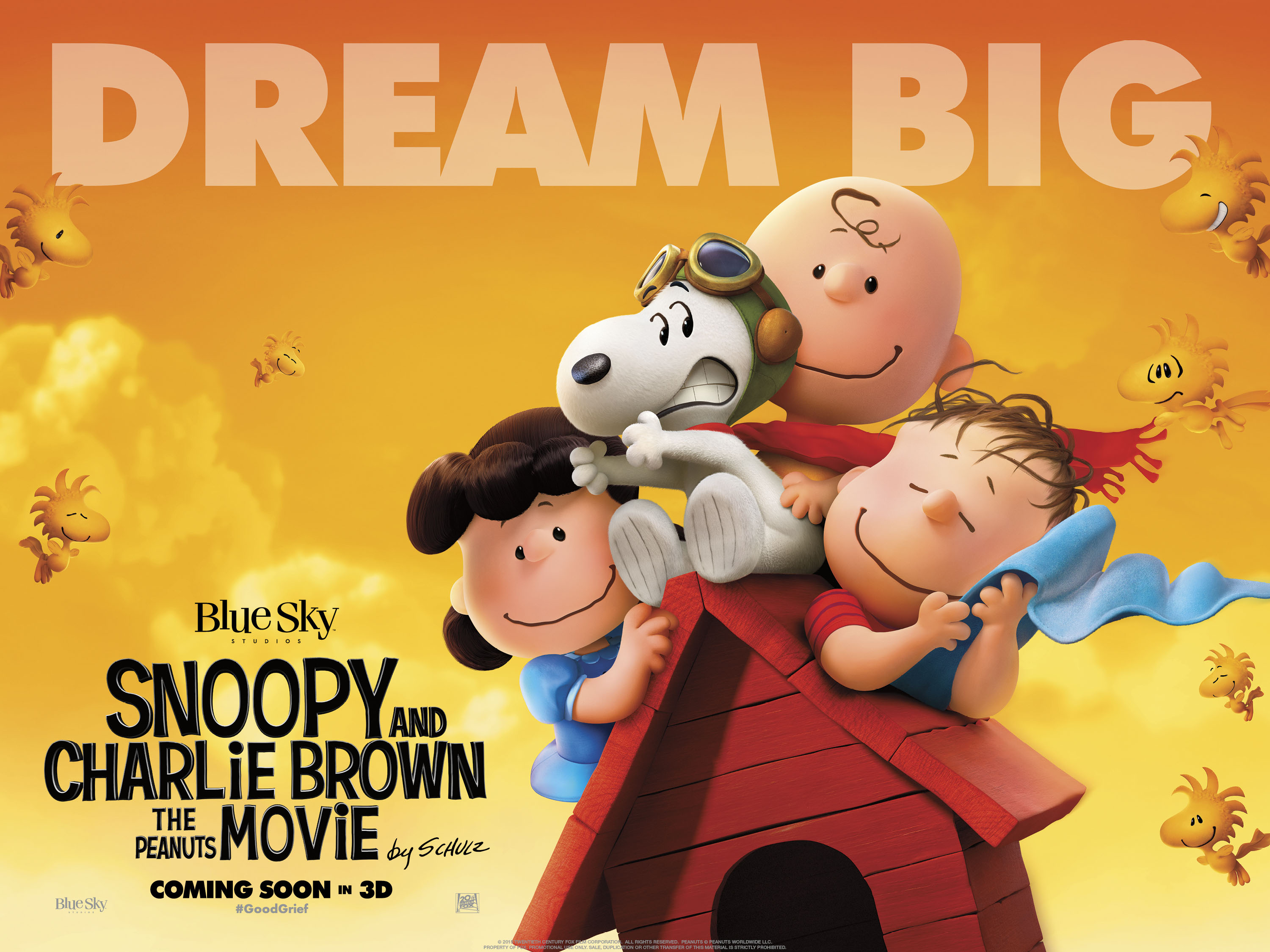 EXCLUSIVE FEATURETTE: 'The Peanuts Movie'