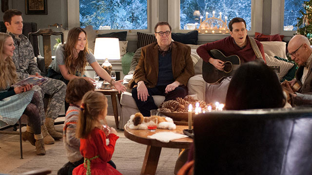 The Review Of Love the Coopers