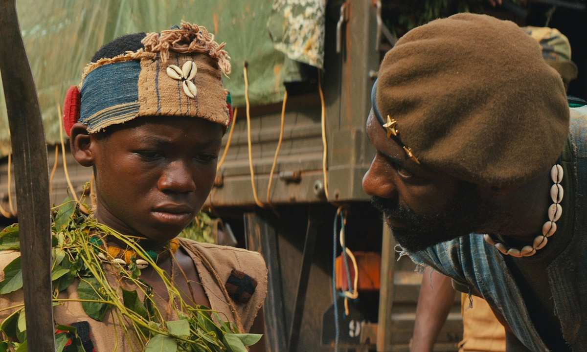 Movie Review:Beasts of No Nation