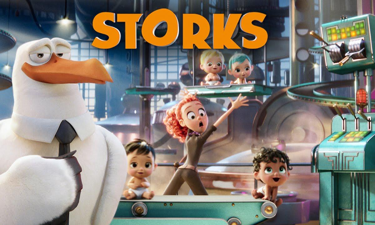 New Storks (film)