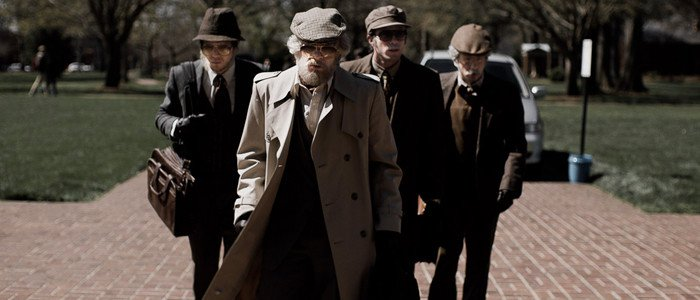 American Animals review